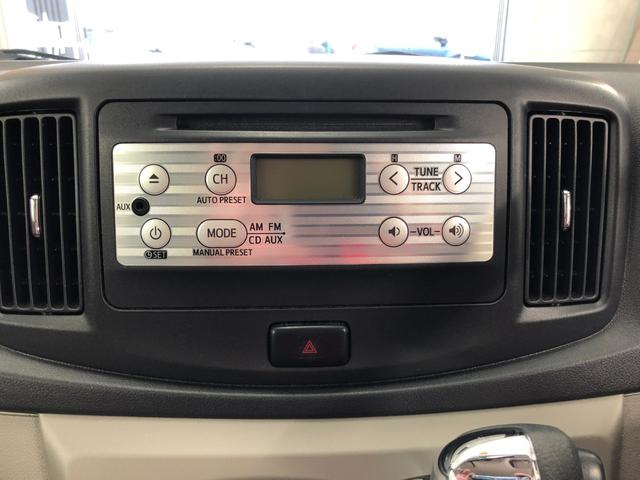 G オートエアコン・純正CD・純正14AW・ドアミラーウインカー・アイドリングストップ・キーレス・電動格納ミラー・盗難防止システム(21枚目)