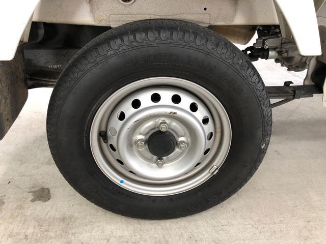 みのり 4WD・MT5・デフロック・パワステ・AC付き(23枚目)