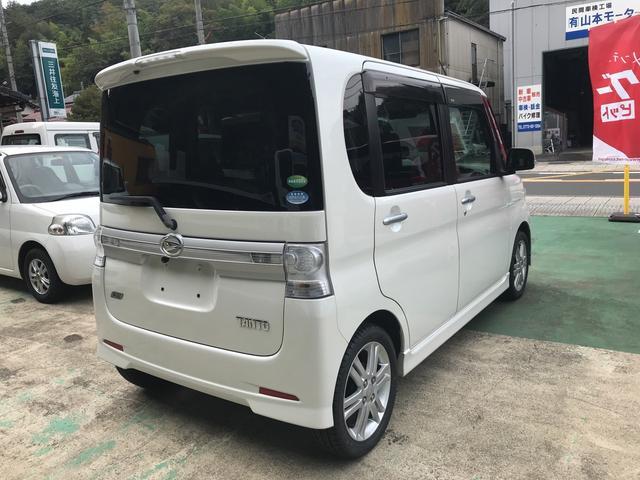「ダイハツ」「タント」「コンパクトカー」「京都府」の中古車4