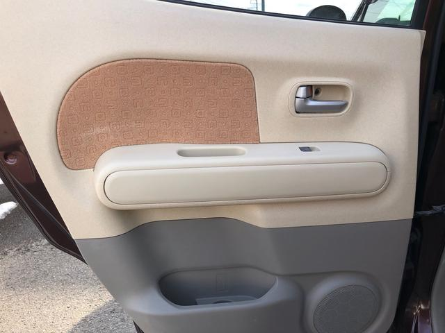 E FOUR 4WD スタッドレスタイヤ付き スマートキー エンジンスターター オートエアコン シートヒーター 社外13インチアルミ 後席分割シート アクセサリーソケット(22枚目)