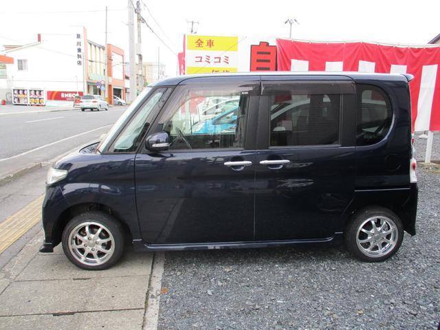 ダイハツ タント カスタムX4WD