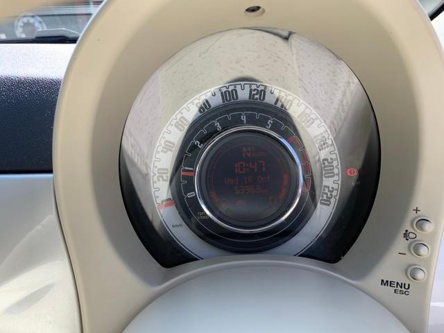 「フィアット」「フィアット 500」「コンパクトカー」「愛知県」の中古車28