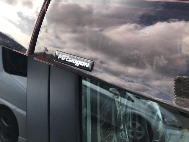 スズキ MRワゴン X CDオーディオ スマートキー バックカメラ