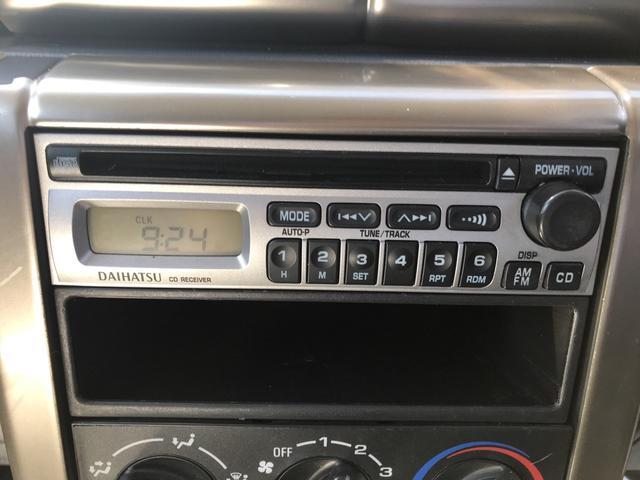 G CDオーディオ キーレス AC AT ベージュ 4名乗り(17枚目)