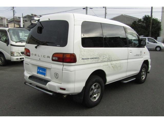「三菱」「デリカスペースギア」「ミニバン・ワンボックス」「千葉県」の中古車5