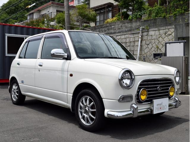 「ダイハツ」「ミラジーノ」「軽自動車」「兵庫県」の中古車2