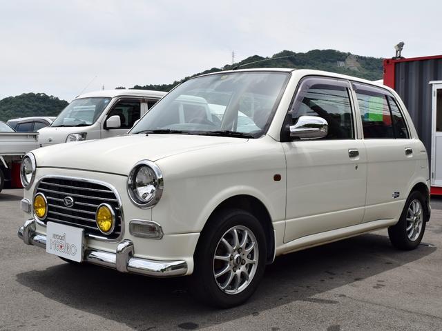 「ダイハツ」「ミラジーノ」「軽自動車」「兵庫県」の中古車8