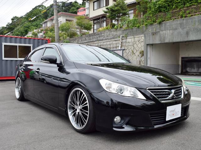 「トヨタ」「マークX」「セダン」「兵庫県」の中古車2