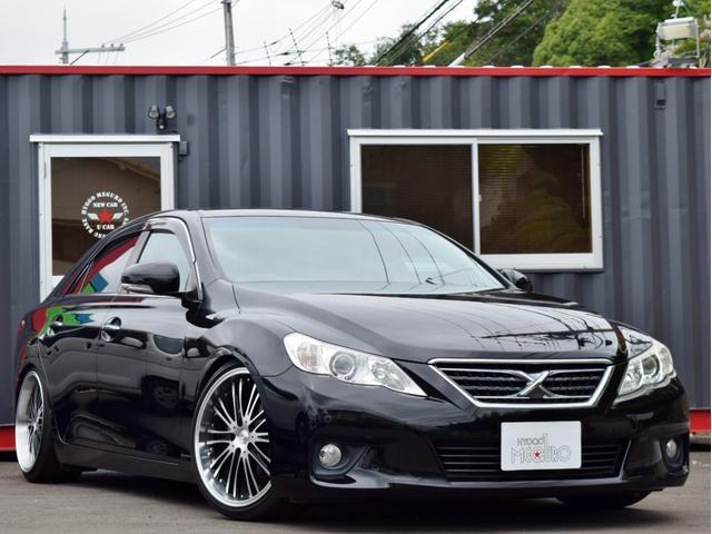 「トヨタ」「マークX」「セダン」「兵庫県」の中古車33