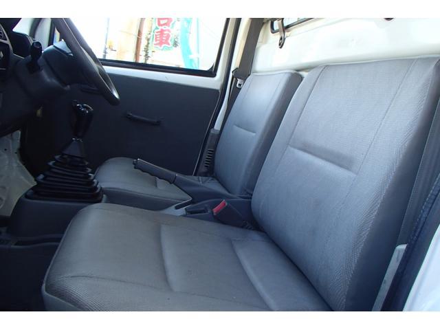 三菱 ミニキャブトラック Vタイプ エアコン付 ボディー仕上済 タイミングベルト交換済