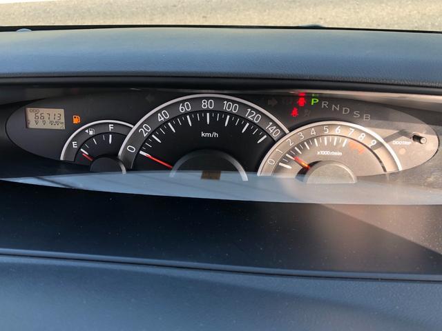 カスタムXリミテッド HDDナビ 左側パワースライドドア スマートキー HIDヘッドランプ(11枚目)