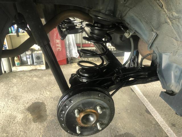 レーシー HDDナビ ワンセグTV DVD CD キーレス 電動格納式ドアミラー 1L(71馬力)直列3気筒 タイミングチェーン 足廻り 下廻りスチーム洗浄&錆止め塗料塗布(44枚目)