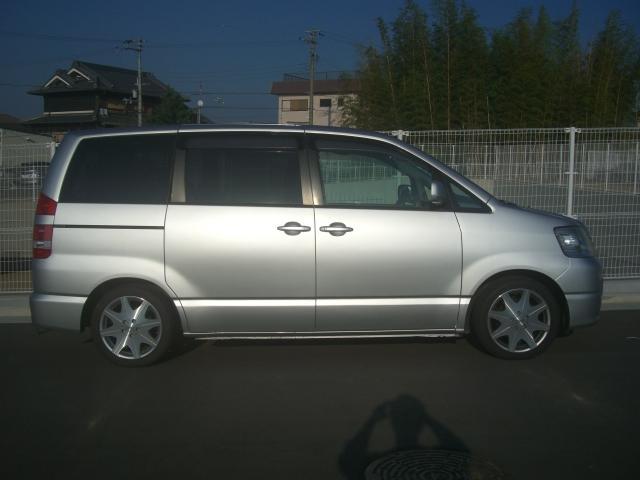 トヨタ ノア X Vセレクション ローダウン 17インチ新品ホイール