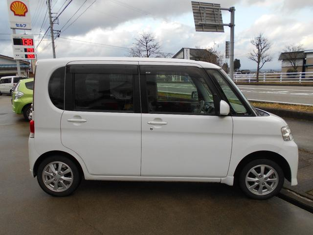 「ダイハツ」「タント」「コンパクトカー」「富山県」の中古車4