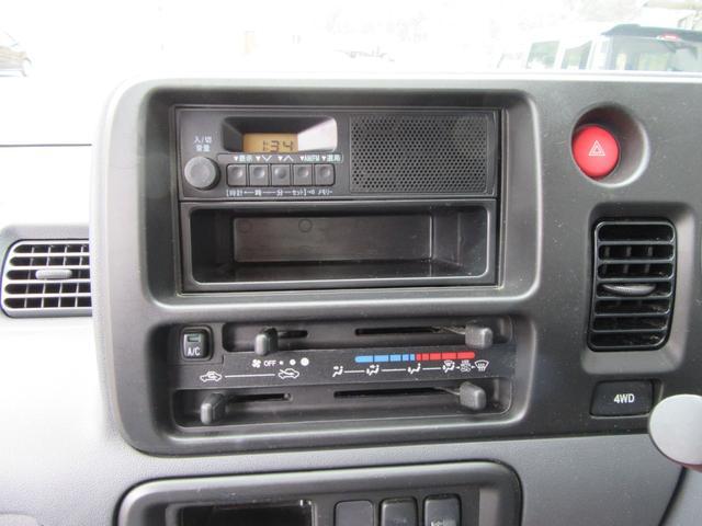 スペシャル 4WD 5MT ロールーフ(10枚目)