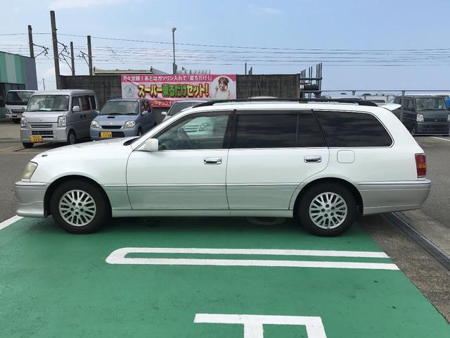「トヨタ」「クラウンエステート」「ステーションワゴン」「富山県」の中古車5