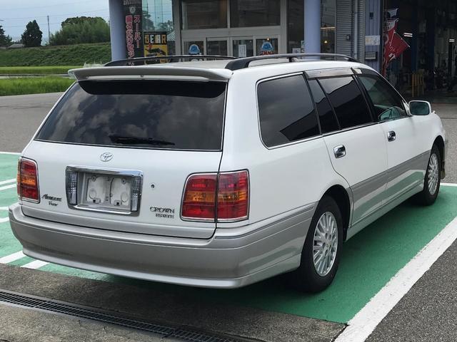 「トヨタ」「クラウンエステート」「ステーションワゴン」「富山県」の中古車8