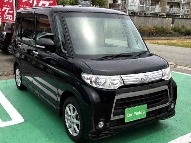 「ダイハツ」「タント」「コンパクトカー」「富山県」の中古車8