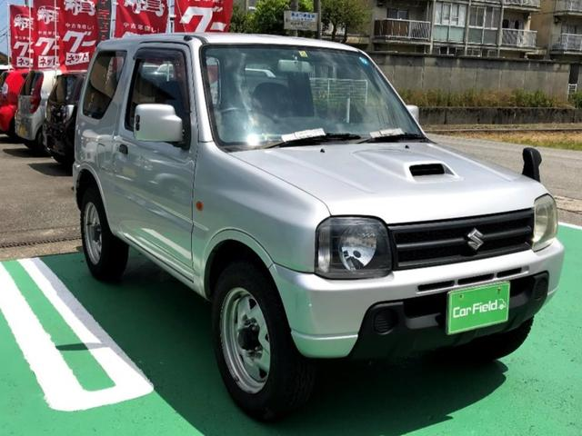 「スズキ」「ジムニー」「コンパクトカー」「富山県」の中古車4