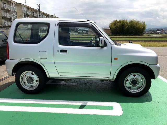 「スズキ」「ジムニー」「コンパクトカー」「富山県」の中古車5