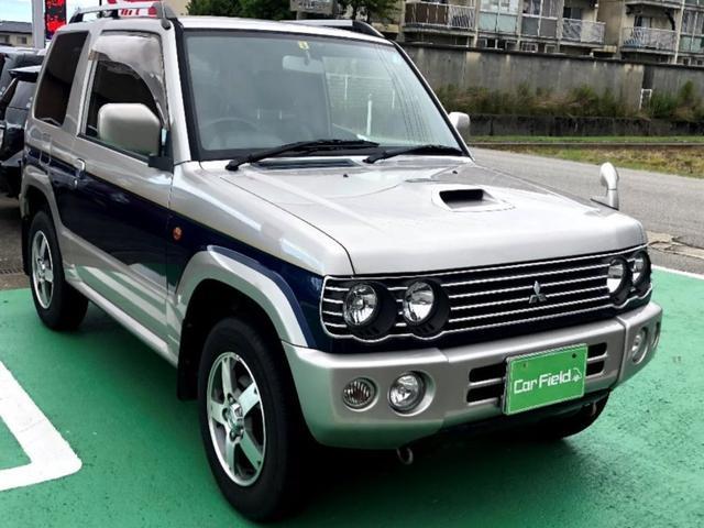 「三菱」「パジェロミニ」「コンパクトカー」「富山県」の中古車9