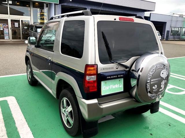 「三菱」「パジェロミニ」「コンパクトカー」「富山県」の中古車13