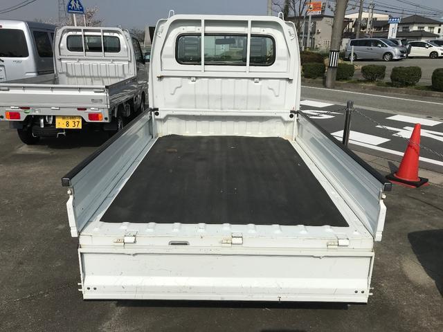 スズキ キャリイトラック 5MT 4WD