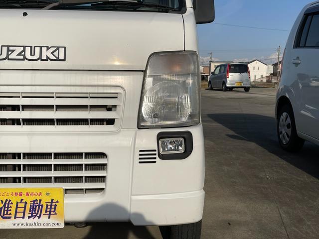 KU 4WD エアコン パワステ フォグランプ付 MT車(24枚目)