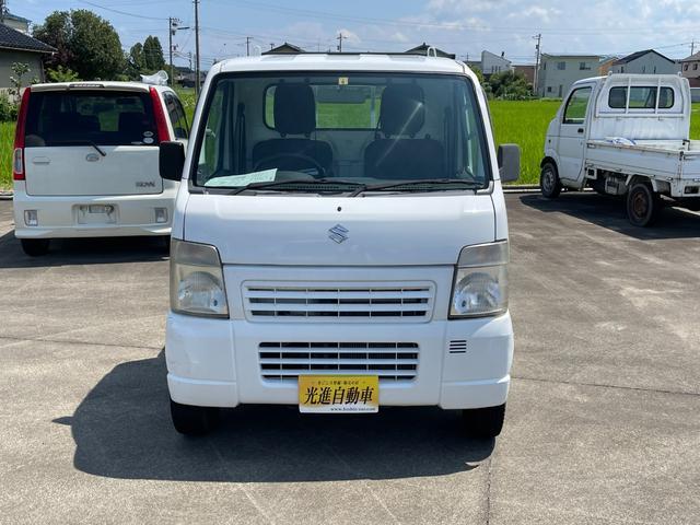 KCパワステ 4WD MT車 パワステ(3枚目)