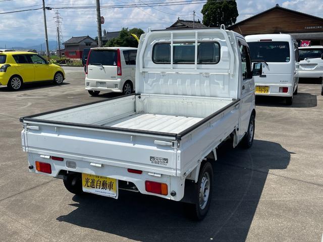 KCパワステ 4WD MT車 パワステ(6枚目)