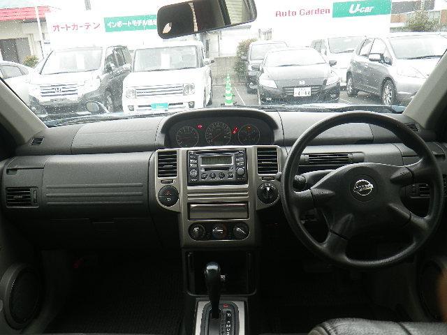 日産 エクストレイル Stt 4WD シートヒーター ETC