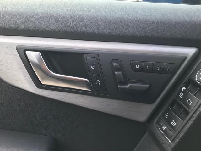 前席両側はメモリー付き電動シートとなっております!動作に異常はございません!