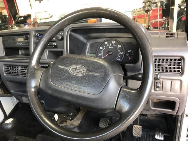 パワステスペシャル エアコン 4WD 三方開き エアバック(7枚目)