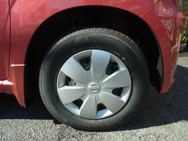 新品タイヤです。安心してお乗りいただけます。145/80R13