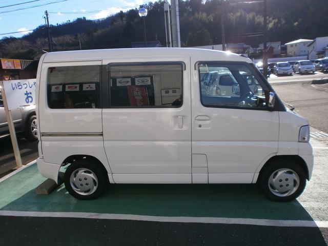 三菱 タウンボックス 車いす仕様車 テールゲートリフト式