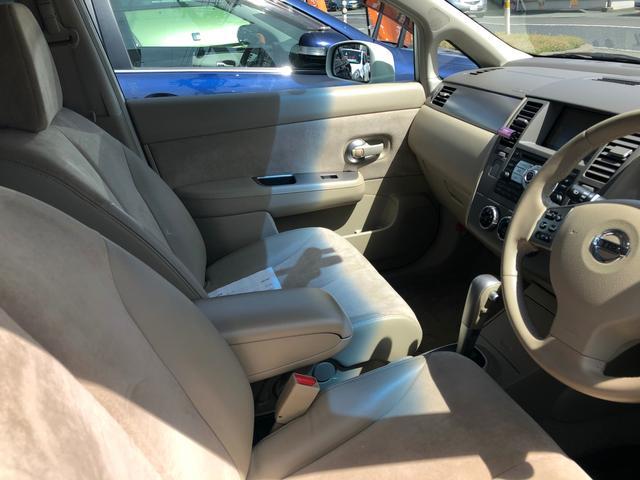 「日産」「ティーダ」「コンパクトカー」「福井県」の中古車7