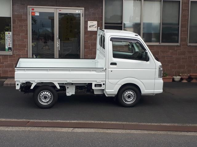DX農繁仕様 4WD 5MT 届出済み未使用車 デフロック(4枚目)
