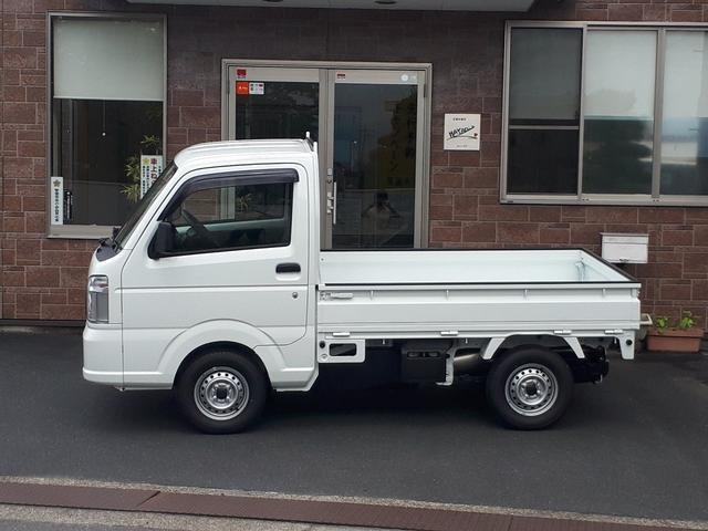 DX農繁仕様 4WD 5MT 届出済み未使用車 デフロック(5枚目)