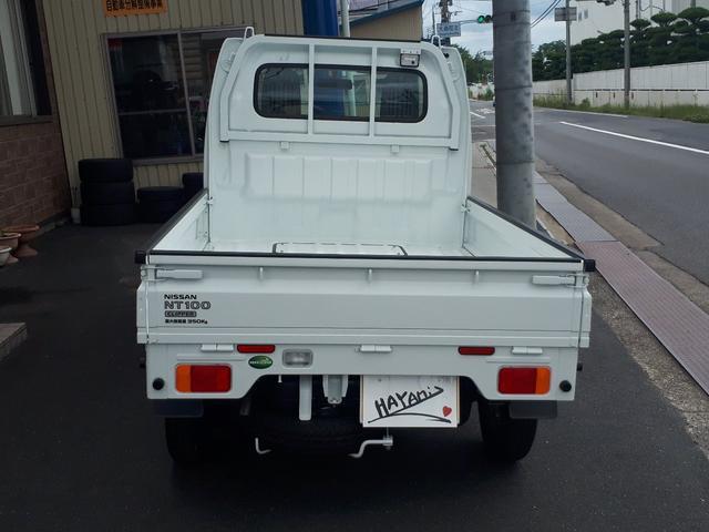 DX農繁仕様 4WD 5MT 届出済み未使用車 デフロック(7枚目)