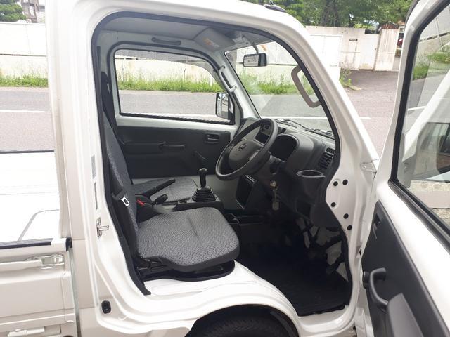 DX農繁仕様 4WD 5MT 届出済み未使用車 デフロック(9枚目)
