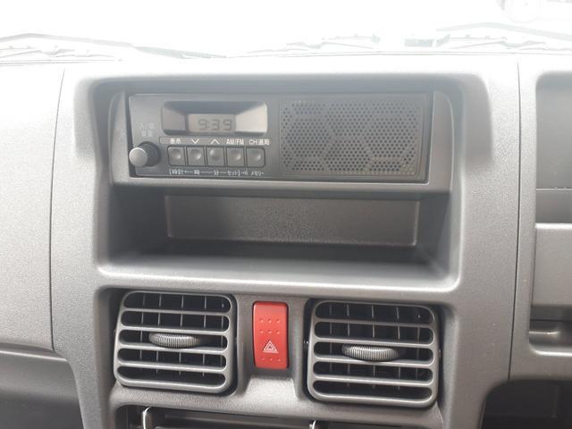DX農繁仕様 4WD 5MT 届出済み未使用車 デフロック(12枚目)