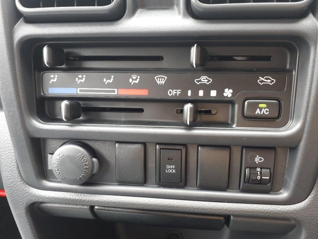DX農繁仕様 4WD 5MT 届出済み未使用車 デフロック(14枚目)