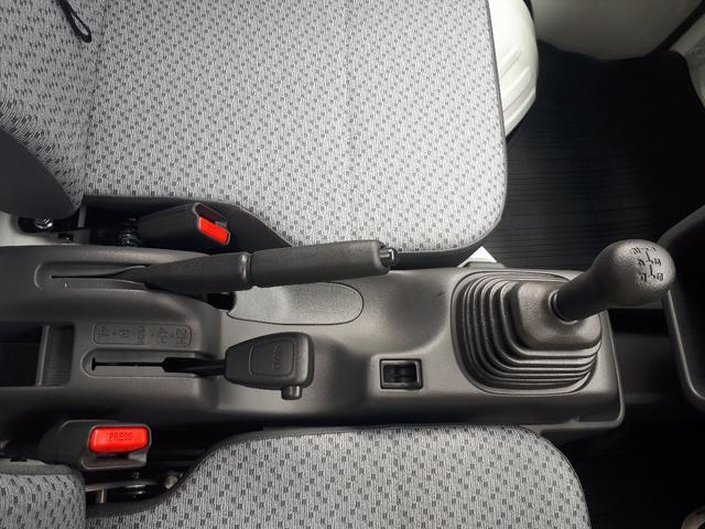 DX農繁仕様 4WD 5MT 届出済み未使用車 デフロック(15枚目)