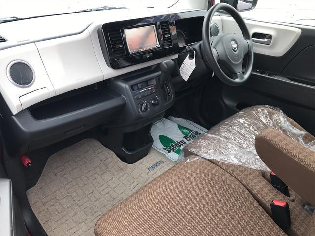 S デカモコ Wエアバッグ 衝突安全ボディ ABS ナビ(15枚目)