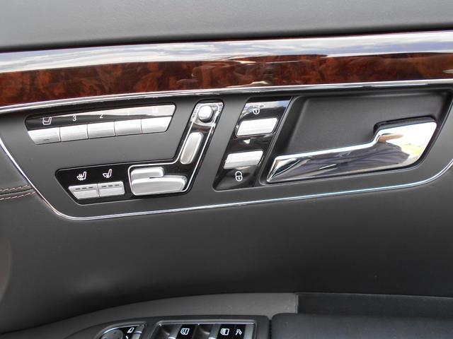 S63 AMGロング HDDナビ フルセグ サンルーフ(17枚目)