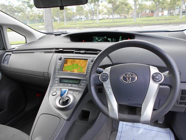 トヨタ プリウス S HDDナビ ETC コーナーセンサー スマートキー