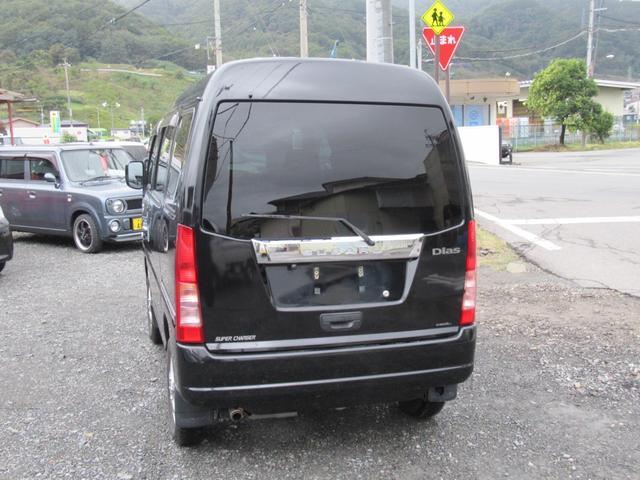 「スバル」「サンバーバン」「軽自動車」「長野県」の中古車4