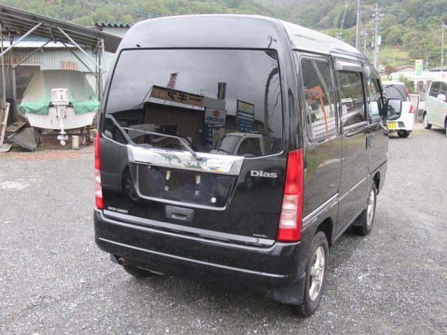 「スバル」「サンバーバン」「軽自動車」「長野県」の中古車5