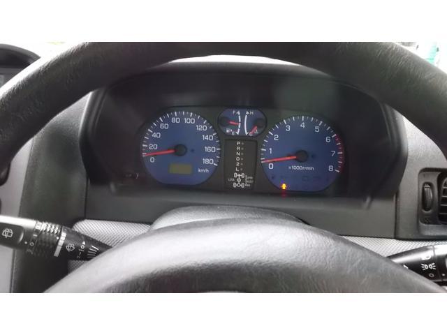 三菱 パジェロイオ ZR タイベル交換済 社外アルミ