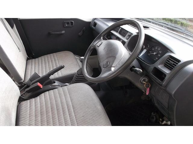 ダイハツ ハイゼットトラック ツインカム 4WD 5速 メッキグリル